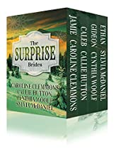 The Surprise Brides Box Set -- Jamie, Caleb, Gideon And Ethan: Western Historical Romance