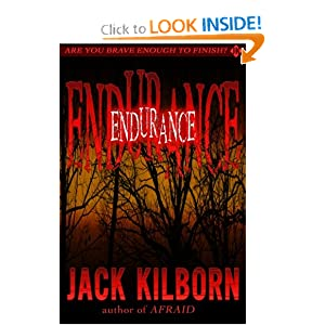 Endurance by Jack Kilborn Unabridged Audiobook on 9 CD's