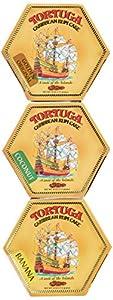 Tortuga Caribbean Rum Cake Assortment - 3 Rum Cakes