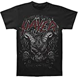 Slayer Men's Demon Head T-shirt Black