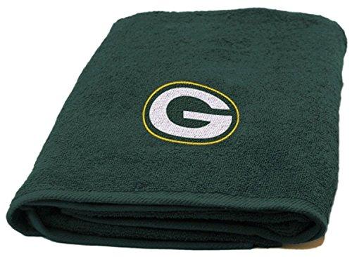 Green Bay Packers Decorative Bath Collection Bath Towel by Northwest Bay Bath
