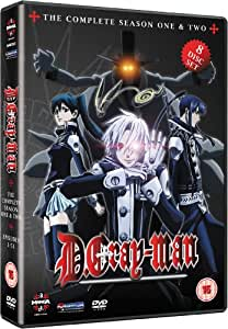 D. Gray Man: The Complete Collection [8 DVDs] [UK Import]