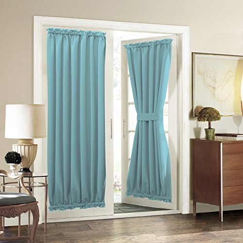 Top 5 best door curtain for sale 2016 product boomsbeat for Triple french doors for sale