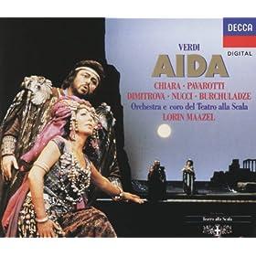 Verdi: Aida / Act 2 - Vieni, o guerriero vindice