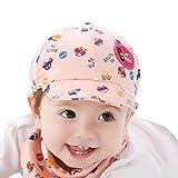 Malloom® Baby Hat Little Car Baseball Beret Cap Pink