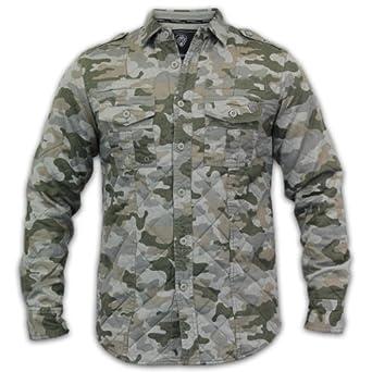 Men's Dissident 1H2772 Shirt Green Medium