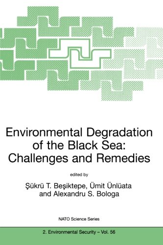 Environmental Degradation of the Black Sea: Challenges and Remedies (Nato Science Partnership Subseries: 2)