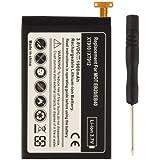 Hochleistungs Akku Li-ion für Motorola EB20 / EB40 / XT910 / XT912 mit 1900mAh +Werkzeug