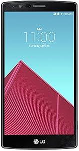 LG G4 Smartphone débloqué 4G (Ecran : 5,5 pouces - 32 Go - Micro SIM - Android 5.1 Lollipop) Titane
