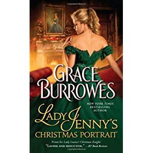 Lady Jenny's Christmas Portrait by Grace Burrowes