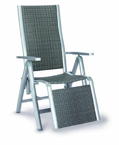 Best Verona 41530085 Recliner Chair Silver / Ice