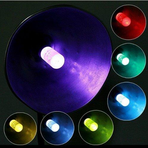 xcsource magic kristall zylinder rgb led lampe licht willbilliger. Black Bedroom Furniture Sets. Home Design Ideas