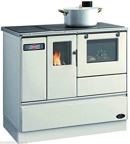 Cucine / Cucina Royal a pellet Aria Mod. Rosita colore avorio