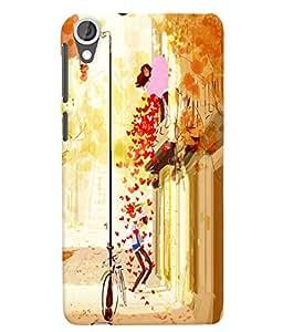 Citydreamz Back Cover For HTC Desire 626G Plus/ HTC Desire 626 (4G) LTE