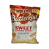 Butterkist - Sweet Cinema Style Popcorn - 120g (Case of 10)