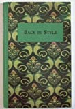 img - for Back in Style book / textbook / text book