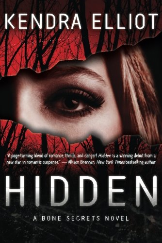 Image of Hidden (A Bone Secrets Novel)