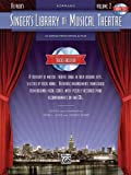 Alfred Publishing Staff Singer's Library of Musical Theatre, Vol 2: Soprano Voice (Book & 2 CDs)