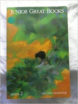 Junior Great Books Series 6: First Semester Shurley, Brenda Paperback