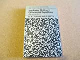 Nonlinear Ordinary Differential Equations (Oxford Applied Mathematics and Computing Science Series) (0198596561) by Jordan, D. W.