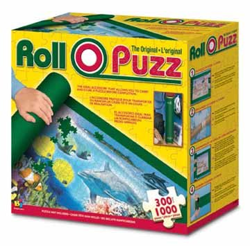 Cheap Fun BoJeux Bojeux Roll O Puzz (Compact Up To 1000 Pieces) (B000BKX1VY)