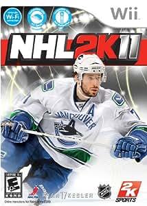 NHL 2K11 - Wii Standard Edition
