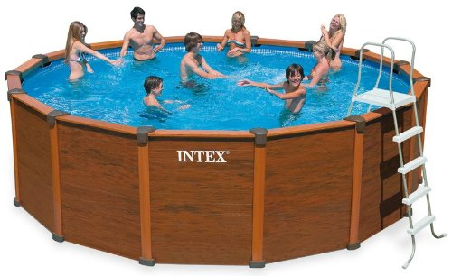Montage filtre a sable pas cher for Piscine hors sol sequoia spirit intex