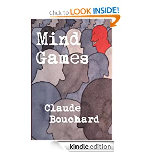 Free Kindle Book: Mind Games (VIGILANTE Series), by Claude Bouchard