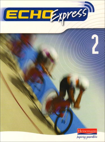 Echo Express 2 Pupil Book