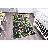 Kinderteppich Spielteppich CITY 1