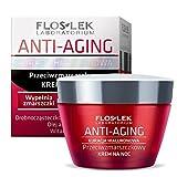Flos-Lek Anti-Aging Hyaluronic Acid Anti-Wrinkle Night Cream