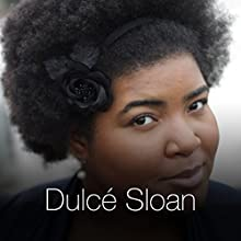 Touching My Afro Radio/TV Program by Dulcé Sloan Narrated by Dulcé Sloan