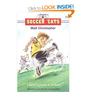 Soccer Cats #1: The Captain Contest