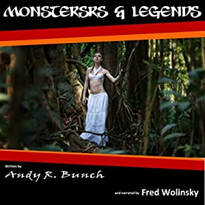 Monsters and Legends Audiobook