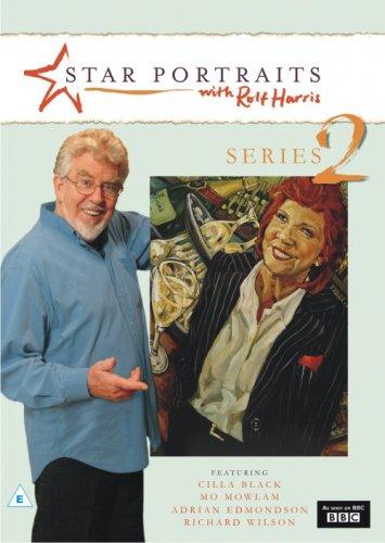 Rolf Harris - Star Portraits - Series 2 [DVD]