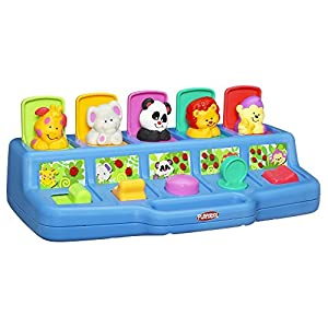 Playskool Busy Poppin' Pals