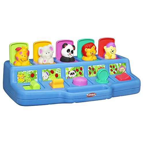 Cause And Effect Toys : Playskool busy poppin pals reviews best baby toys on