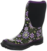 Big Sale Best Cheap Deals Western Chief Women's Fall Fling Mid Boot,Purple,9 M US