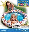 48 X 10 Inflatable Stars Kiddie 2 Ring Circles Swimming