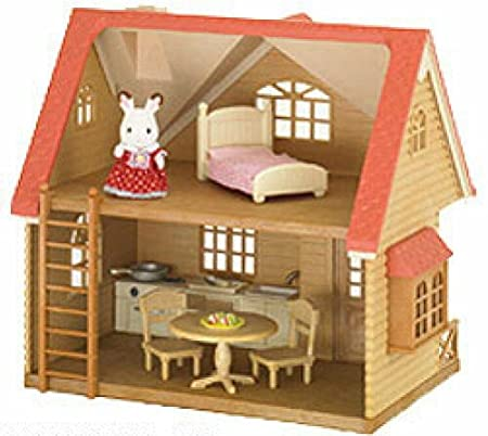 Sylvanian Families DH-03 for the first time Sylvanian Families House (japan import)