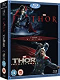 Thor/Thor: The Dark World Double Pack [Blu-ray]