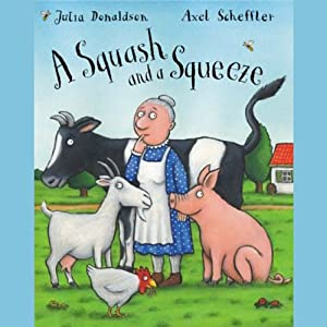 A Squash and a Squeeze | [Julia Donaldson]