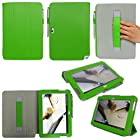 ProCase Samsung Galaxy Note 10.1 Protective Case - Tri-Fold Folio Cover for Samsung Galaxy Note 10.1 Inch N8000 N8010 N8013 Tablet (Green)