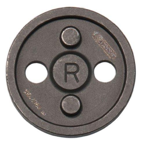 KS Tools 150.2069 - Adattatore R per utensile per la lavorazione dei pistoncini dei freni, ø 35 mm