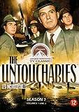 echange, troc Les incorruptibles: L'intégrale de la saison 2 - Coffret 8 DVD