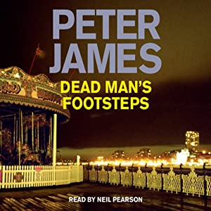 Dead Man's Footsteps Audiobook