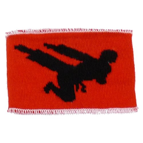 Get The Stink Out! Use Martial Arts Skunkies ( Red - One Size - Extreme Sport Scent ) front-699383