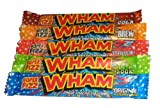 Wham Chew Bar Mix (Cola, Apple, Strawberry, Brew, Raspberry)