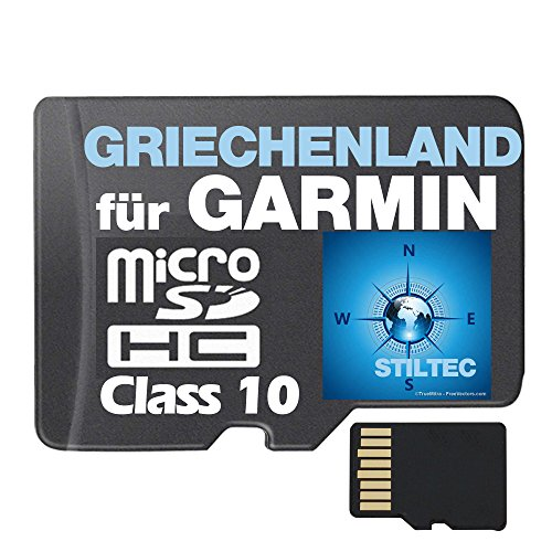 x2605-Topo-Carte-Grce-pour-Garmin-Edge-GPSMAP-Montana-eTrex-Dakota-Colorado-Oregon-Astro-x2605-original-de-stiltec
