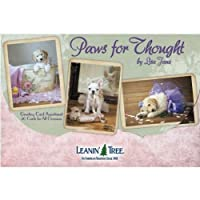 Leanin Tree Greeting Card Assortment Paws for Thought